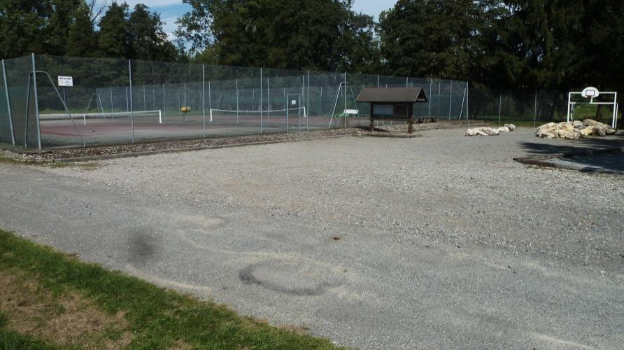 Photo du Terrain de tennis – Basket - Pétanque